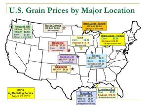 MAST Econ Principles of Grain Handling_slide 5 (O'Brien) Sept 3, 2013
