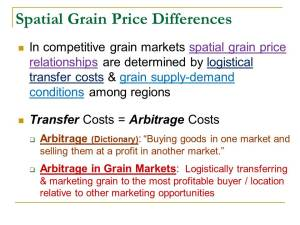 MAST Econ Principles of Grain Handling_slide 9 (O'Brien) Sept 3, 2013